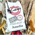 Personalised Christmas Sacks Express Delivery Design
