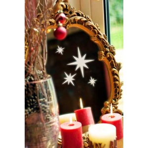 Christmas Star Window S..