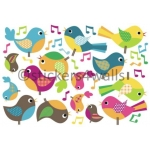 Birds Wall Stickers