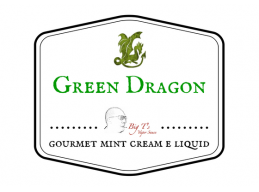 Big T's Vaper Sauce Green Dragon E Liquid