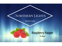 Northern Lights Premium Raspberry Rasper Flavour E Liquid