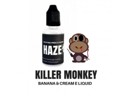Haze Dog Killer Monkey Nicotine Free E Liquid