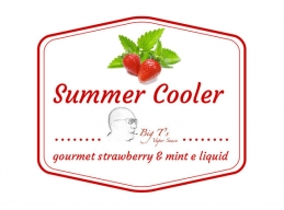 Big T's Vaper Sauce Summer Cooler E Liquid
