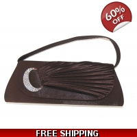 Dark Brown Evening Bag