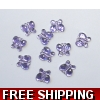 PKT OF 100 MINI LILAC P..