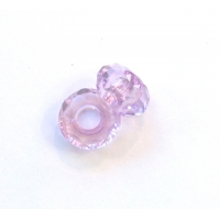 Pkt OF 2 PANDORA STYLE LILAC PURP..