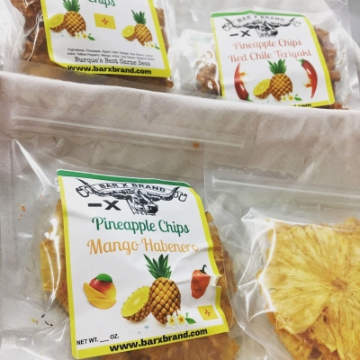 Pineapple Chips