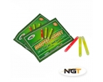 NGT 4.5mm chemical lights x3
