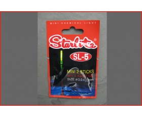 Starlite mini glow sticks