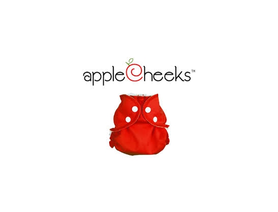 AppleCheeks Size 1 Washable Nappy Envelope Cover
