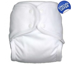 Little Lamb Pocket Nappy 10 Pack