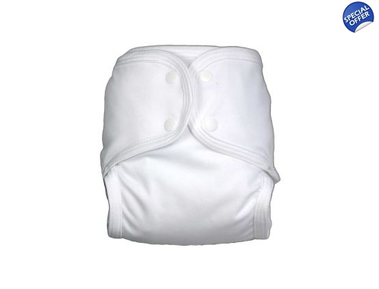 Little Lamb Pocket Nappy 15 Pack