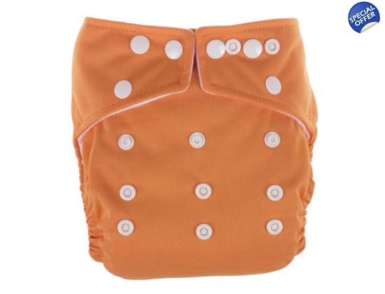 7 Little Lamb Onesize Pocket Nappy