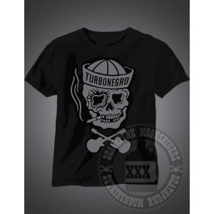 Turbonegro 'Sailor Skull' T