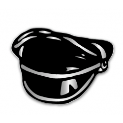 Turbonegro Cap Lapel Pin