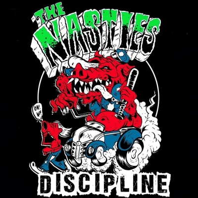 "Nasties ""Discipline"" CD"