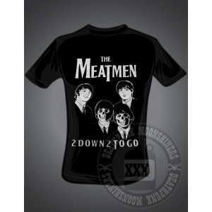The Meatmen 'Two Down, Two T..