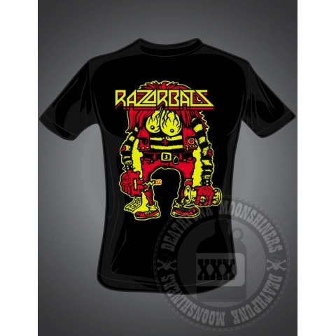 "Razorbats ""Monster"" T"