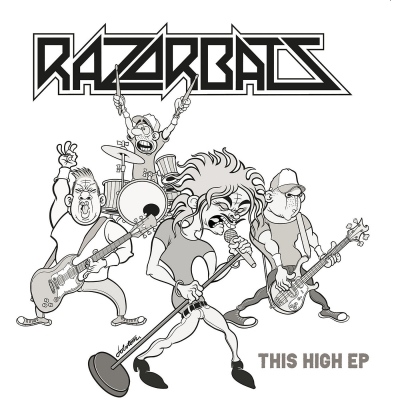 "Razorbats ""This High"" Cassette"