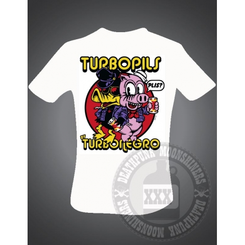 "Turbonegro ""Turbopils"" T"