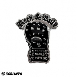 Rock N Rule Pin