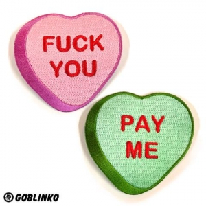 Pay Me! Patch Set