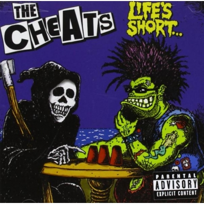 The Cheats 'Life's Short' CD