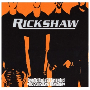 Rickshaw 'Down The Road' CD