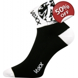 VoXX Ralf Cycling Socks Black/White