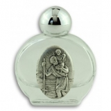 Saint Christopher Holy Water Bottle