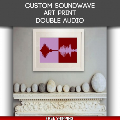 Art Print Double Audio ..