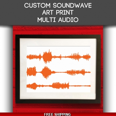 Art Print Multi Sound W..