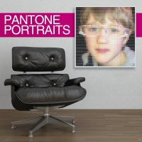 Pantone Swatch Portraits