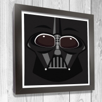 Starwars Minimalist Art Prints