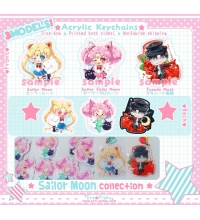 SAILOR MOON [Acrylic STRAP]