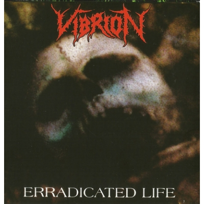"VIBRION ""Closed Frontiers/ Erradicated Life"" CD"