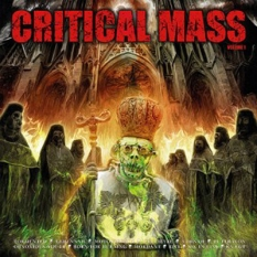 VARIOUS ARTISTS - Critical Mass Vol. 1 LP
