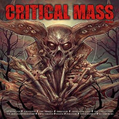VARIOUS ARTISTS - Critical Mass Vol. 2 LP