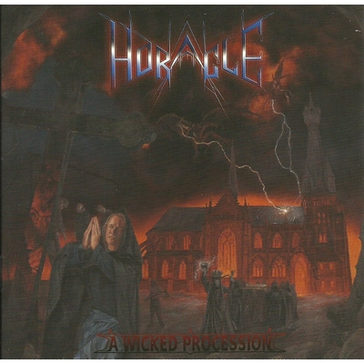 "HORACLE ""A Wicked Procession"" MCD"