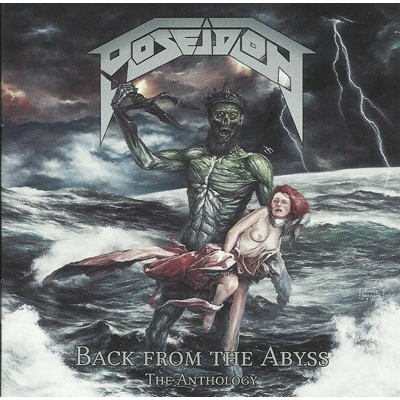 "POSEIDON ""Back from the Depths – an Anthology"" CD"