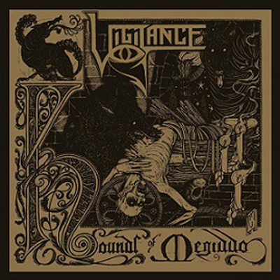 "VIGILANCE ""Hounds of megiddo"" LP"