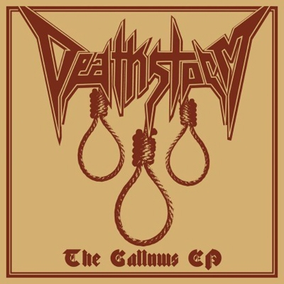 "DEATHSTORM ""The Gallows EP"" 10'' MLP"