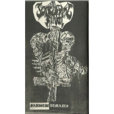 "SANCTIFYING RITUAL ""Sadistic Remains"" TAPE"