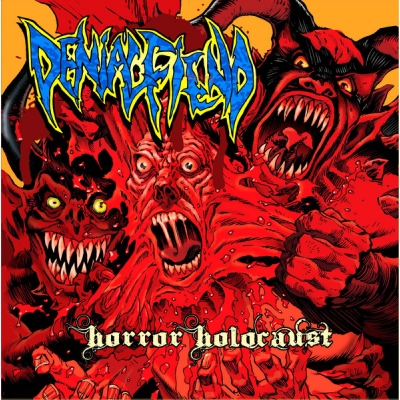 "DENIAL FIEND ""Horror Holocaust"" LP"