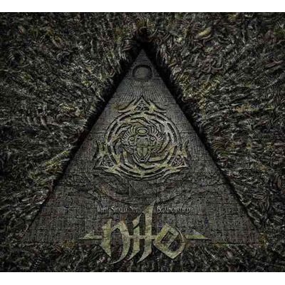 "NILE ""What should not be unearthed"" DOUBLE-LP"