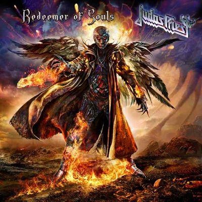 "JUDAS PRIEST ""Redeemer of souls"" CD"