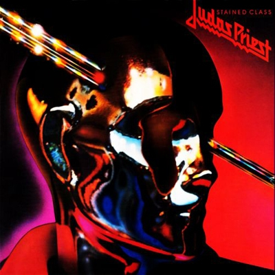 "JUDAS PRIEST ""Stained Glass"" CD"