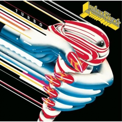 "JUDAS PRIEST ""Turbo"" CD"