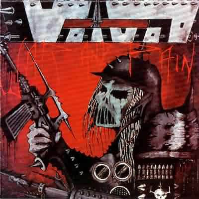 "VOIVOD ""War and pain"" DOUBLE CD"