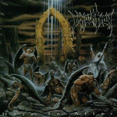 "IMMOLATION ""Here in after"" CD"